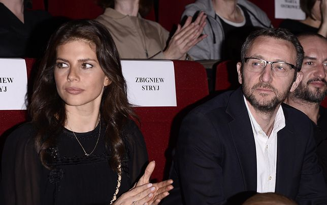 Weronika Rosati i Robert Śmigielski mają córkę Elizabeth