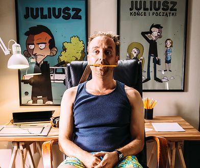 """Juliusz"": Nowa komedia twórców ""Planety Singli"" już na DVD"
