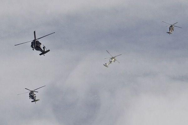 USA chcą wyposażyć armię Afganistanu w 159 śmigłowców typu Black Hawk
