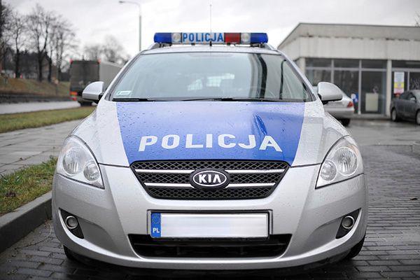 Obława po ataku na stacji paliw koło Kielc