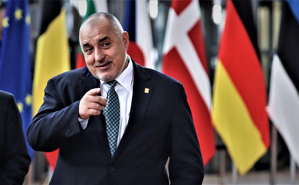 Premier Bułgarii Bojko Borysow