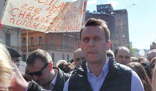 Aleksiej Nawalny otruty toksynami. W sieci pojawiło się nagranie z pokładu samolotu