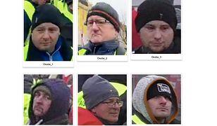 Policja opublikowała zdjęcia rolników z protestu