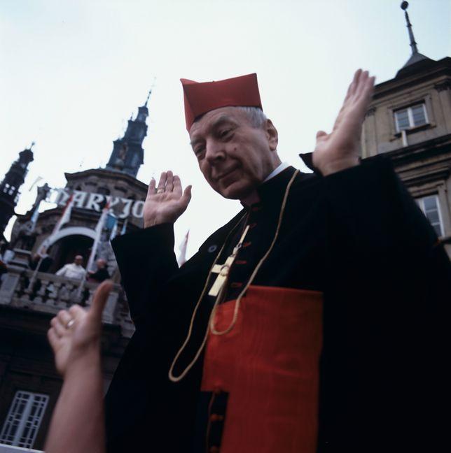 Kard. Stefan Wyszyński na Jasnej Górze w czasie pielgrzymki Jana Pawła II do Polski w 1979 r.
