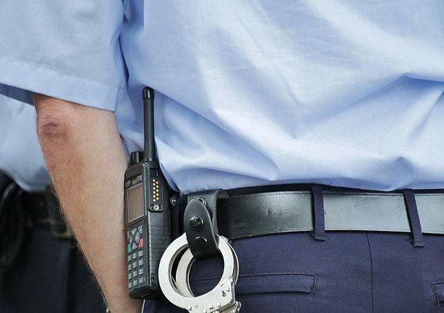 Warszawa. Policjanci zatrzymali podejrzanego o pobicie