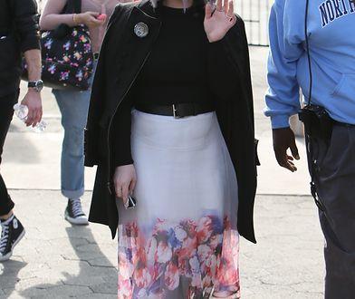 Kelly Osbourne w fatalnej stylizacji