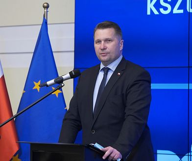 Reforma ministra Czarnka. Szef ZNP odpowiedział na pytanie o strajk