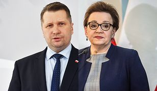 Anna Zalewska krytycznie o decyzji rządu. Przemysław Czarnek reaguje na publikację WP
