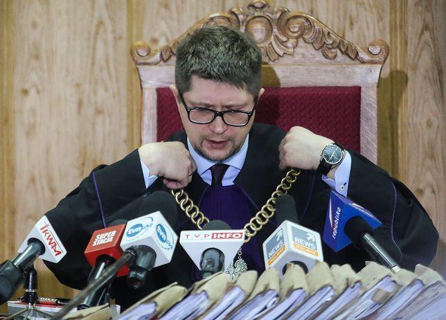 Prokuratura chce postawić sędziego Wojciecha Łączewskiego przed sądem. W piątek decyzja