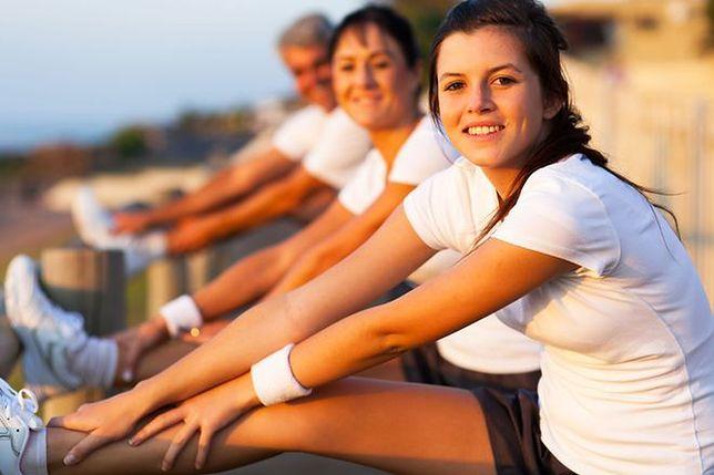 Kobiety ćwiczące jako nastolatki mniej narażone na zgon z powodu raka