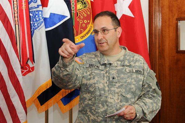 Gen. Harold J. Greene