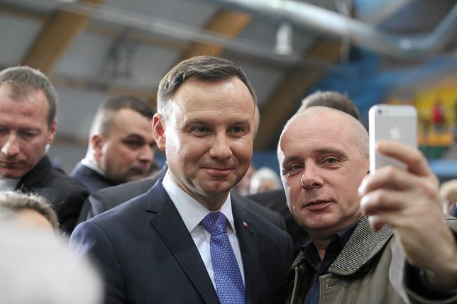 Andrzej Duda i jego urzędnicy będą obserwować kolejne prace nad projektami, również w Senacie.