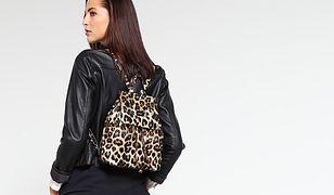Eleganckie plecaki są w tym sezonie niewielkie