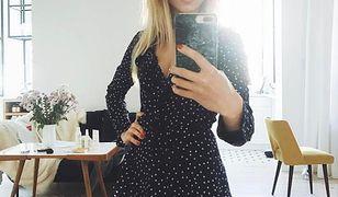 Kasia Tusk i ikoniczne groszki