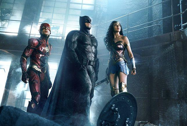 """Box Office USA: Batman i spółka, czyli """"Liga Sprawiedliwości"""" rozczarowała…"""