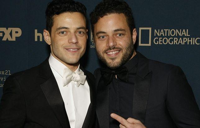 Rami i Sami Malek