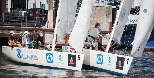 POLSKIE LNG Mistrzostwa Europy w Match Racingu. 9 - 13 lipca 2014 Świnoujście