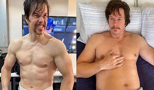 """Dwa oblicza Marka Wahlberga w filmie """"Stu""""."""