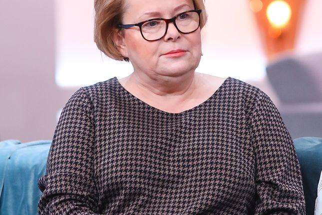 Ilona Łepkowska o wyborach 10 maja: Tylko sprawujący urząd prezydent może dowolnie często pokazywać się w mediach