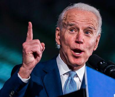 Wybory prezydenckie w USA. Joe Biden wygrywa prawybory w Karolinie Południowej