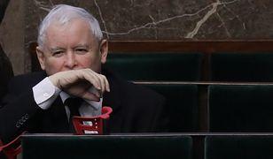 Jarosław Kaczyński zaapelował też do wyborców