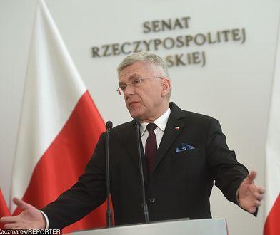 Stanisław Karczewski zapewnił, że nie będzie dodatkowych wyborów do Senatu