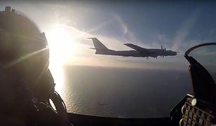 """Rosyjski """"niedźwiedź"""" nad Bałtykiem. Jest nagranie"""