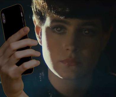 """Rutger Hauer w kultowej końcówce """"Blade Runnera"""""""