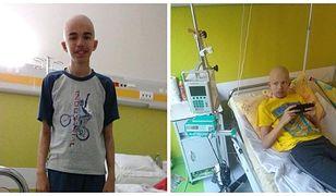 Kamil - chłopiec, któremu kończy się czas. Zbiórka pieniędzy na lek dla 16-latka z Warszawy