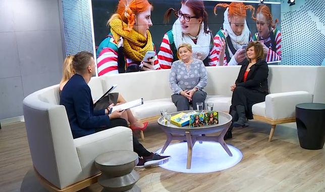 #dzieńdobryPolsko: Edyta Jungowska o tym jak wychowuje się współczesne dziewczynki
