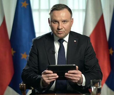 Koronawirus w Polsce. Andrzej Duda zabrał głos ws. nadchodzących wyborów prezydenckich