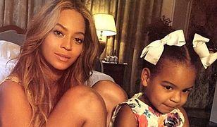 4-letnia córka Beyonce w pełnym makijażu!