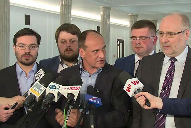 Tyszka, Jakubiak i Liroy powalczą o prezydenturę w Warszawie i Kielcach? Kukiz'15 chce wystawić swoich kandydatów w wyborach samorządowych lub poprzeć bezpartyjnych