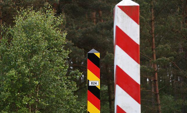 Granica polsko-niemiecka nieszczelna? Berlin chce wzmocnić patrole. Zdjęcie ilustracyjne