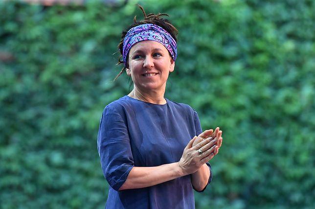Olga Tokarczuk, laureatka literackiej nagrody Nobla 2018