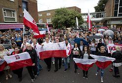 Marsz pamięci Polaka zamordowanego w Harlow