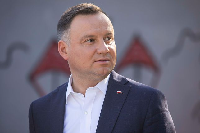Wybory prezydenckie 2020. Andrzej Duda odpowiedział na pytanie o Donalda Tuska