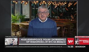 """Marek Niedźwiecki nie wróci do Trójki. """"To już jest pozamiatane"""""""