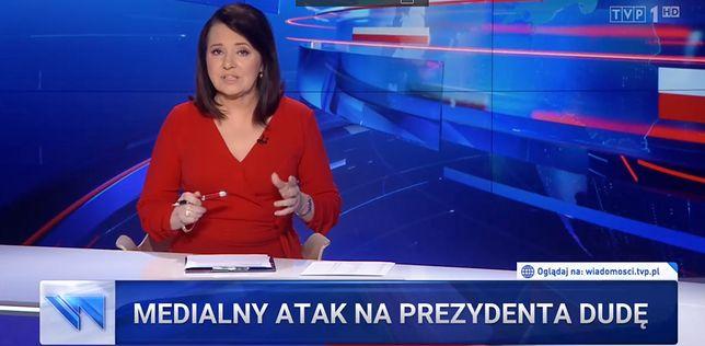 """""""Wiadomości"""" TVP dalej uderzają w Rafała Trzaskowskiego. Wymienili sprzyjające mu media"""
