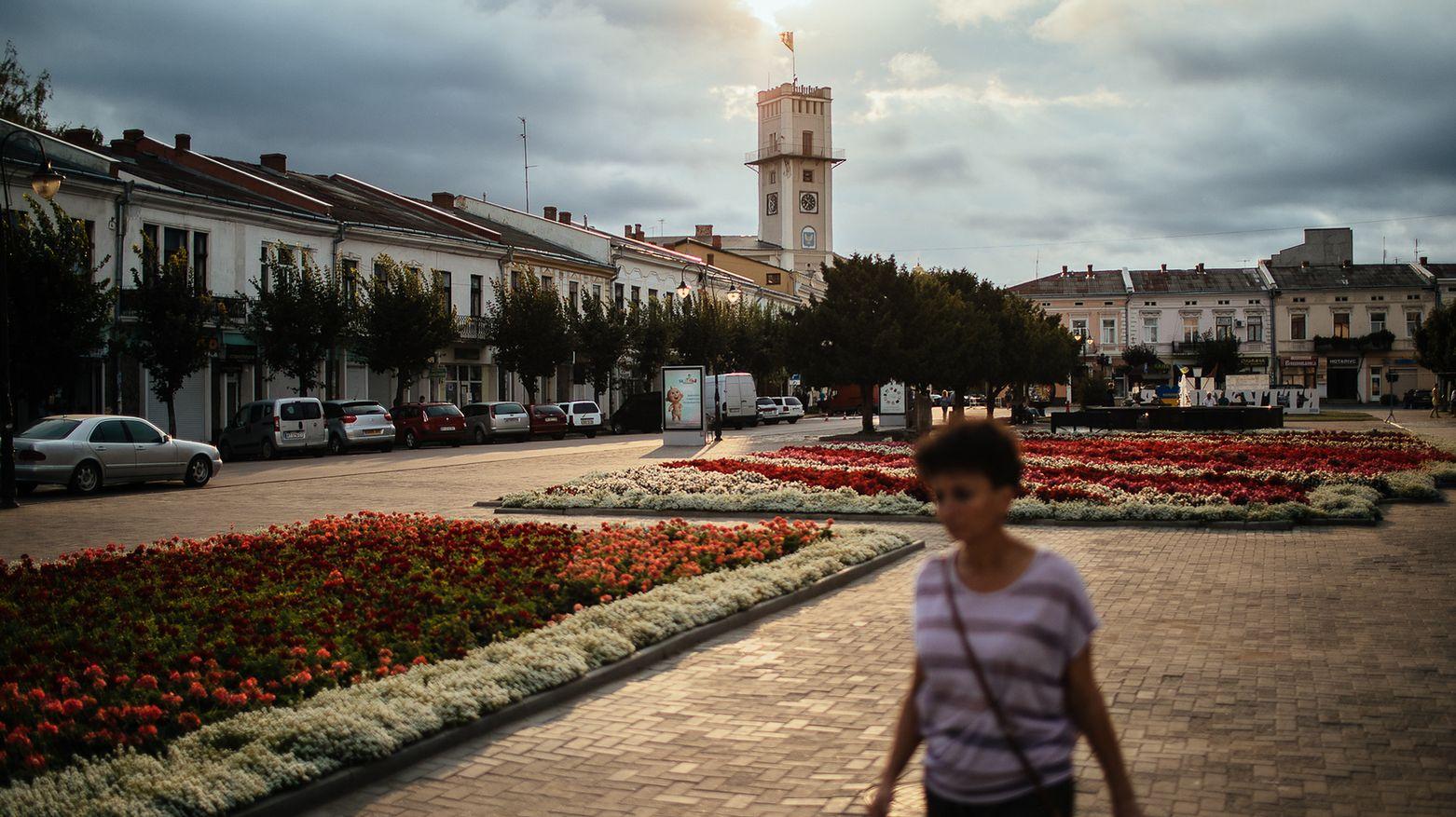 Kołomyja to miasto na Ukrainie. Ma 60 tys. mieszkańców