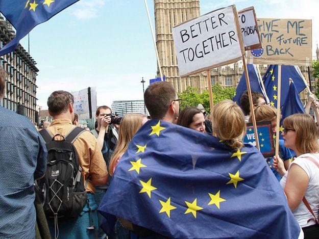 Sondaż po Brexicie: ponad 40 proc. Polaków spróbuje za wszelką cenę pozostać na Wyspach