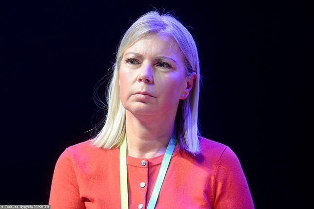 Elżbieta Bieńkowska.