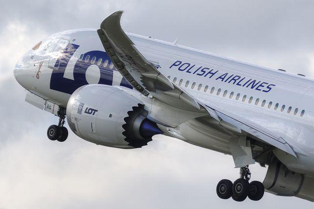 Przewoźnik zawiesił loty od 15 marca (zdjęcie poglądowe)
