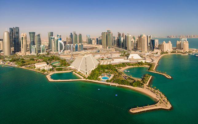 Katar to najmniejszy kraj świata w historii, który będzie gospodarzem mistrzostw świata w piłce nożnej