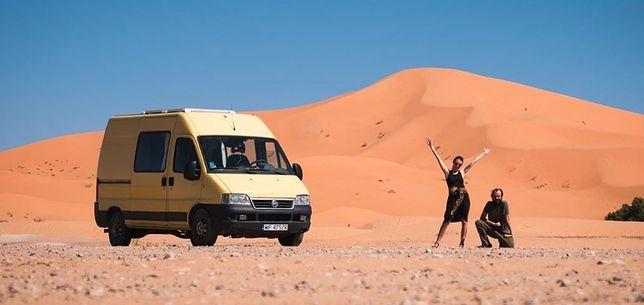 Laura i Bartosz przez pandemię koronawirusa utknęli w Maroku