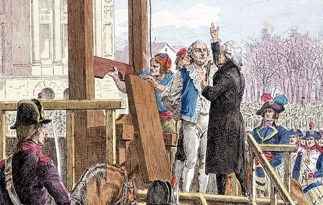 Egzekucja Ludwika XVI.