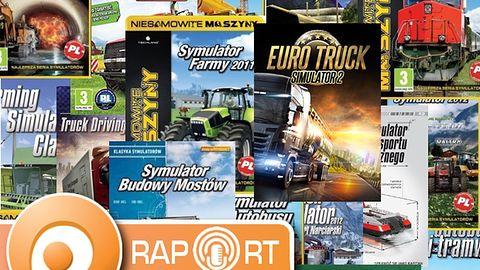 Gracze pokochali wirtualną farmę, ciężarówki i inne symulatory. Ale właściwie za co?