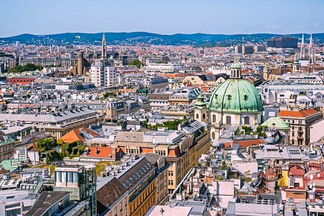 Najlepsze miasto do życia. Wiedeń na szczycie prestiżowego rankingu
