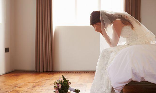 """To miał być najszczęśliwszy dzień w jej życiu. """"Ślubu się odechciewa"""""""
