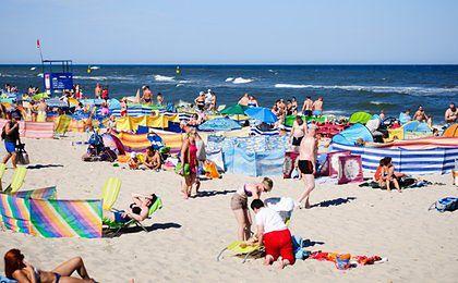 Wysoka grzywna za rezerwację miejsca na plaży
